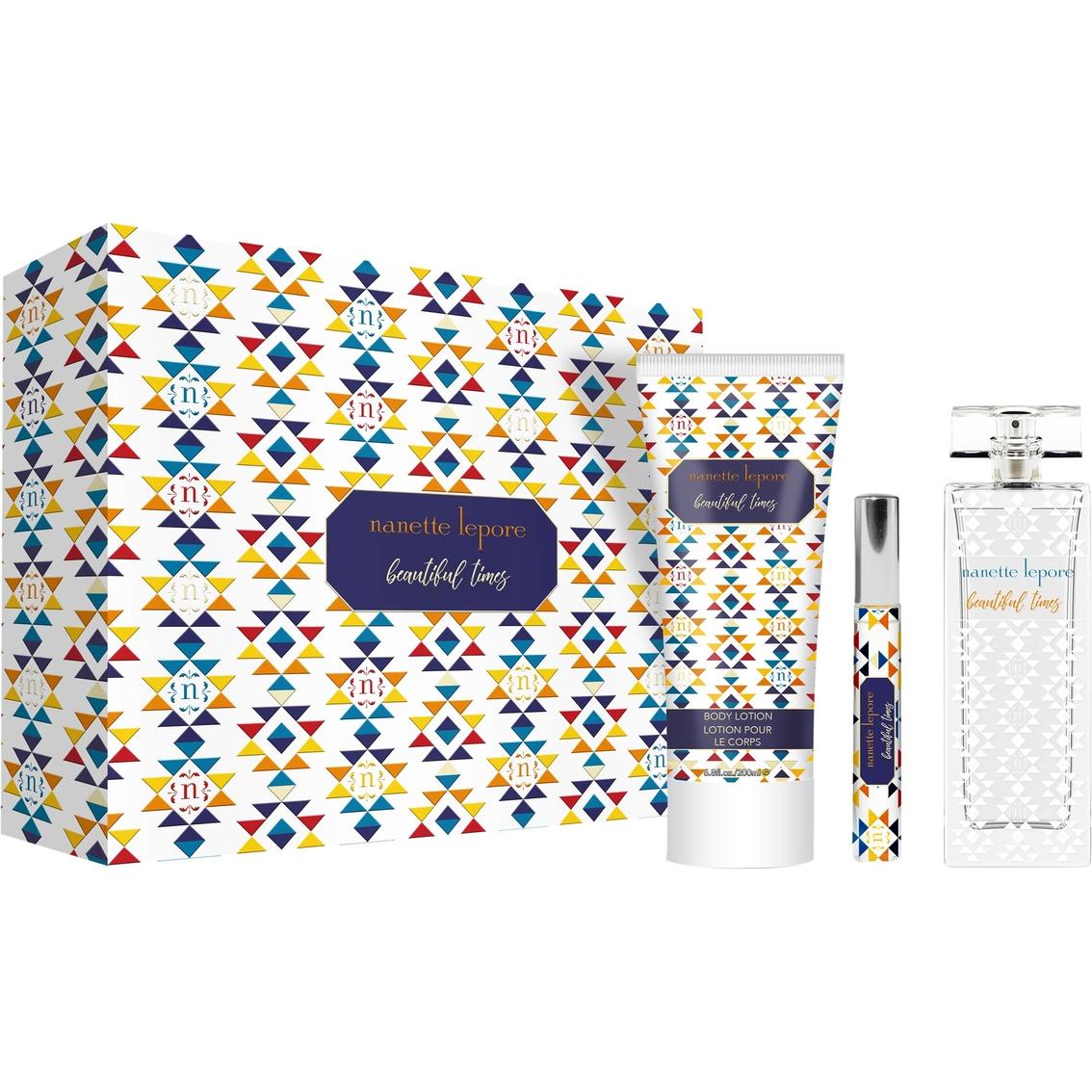 Nanette Lepore Beautiful Times 3 Pc Gift Set Gifts Sets