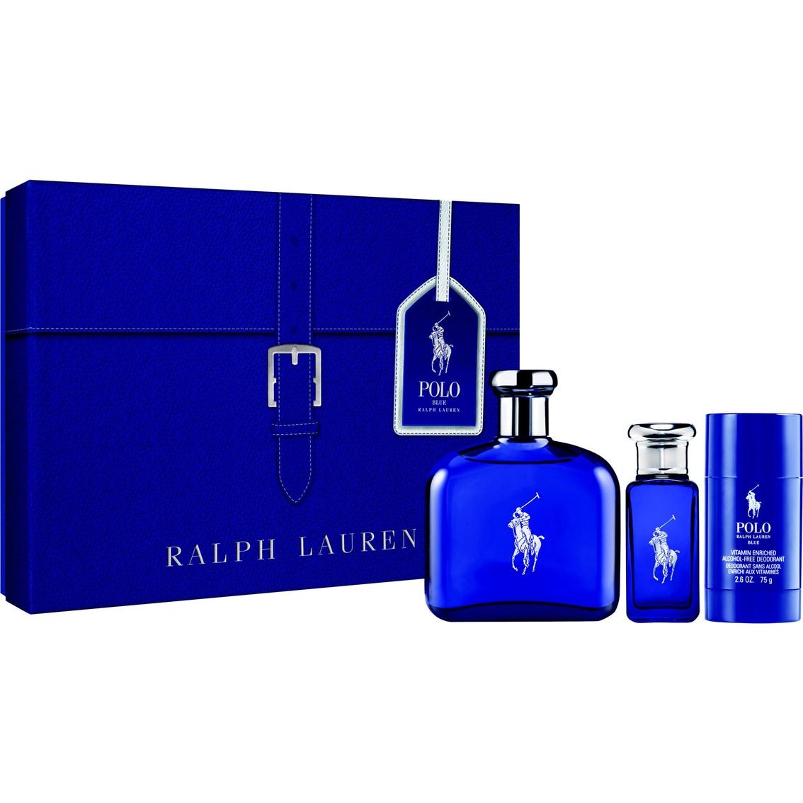 323a331cf6d3 Ralph Lauren Polo Blue 3 Pc. Set