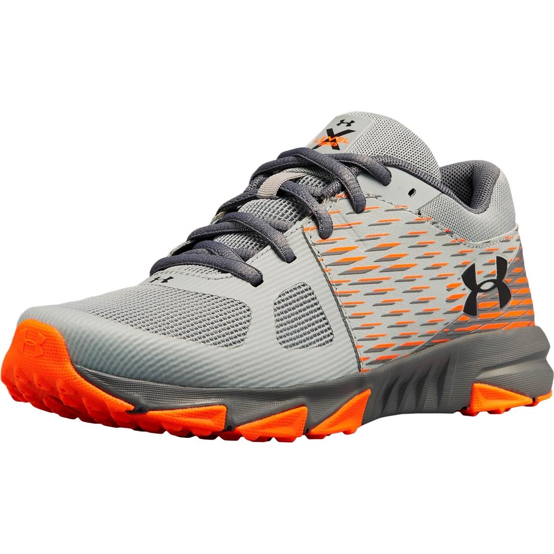 a679e5cd55 Under Armour Boys Ua Bgs X Level Prospect Running Shoes | Children's ...