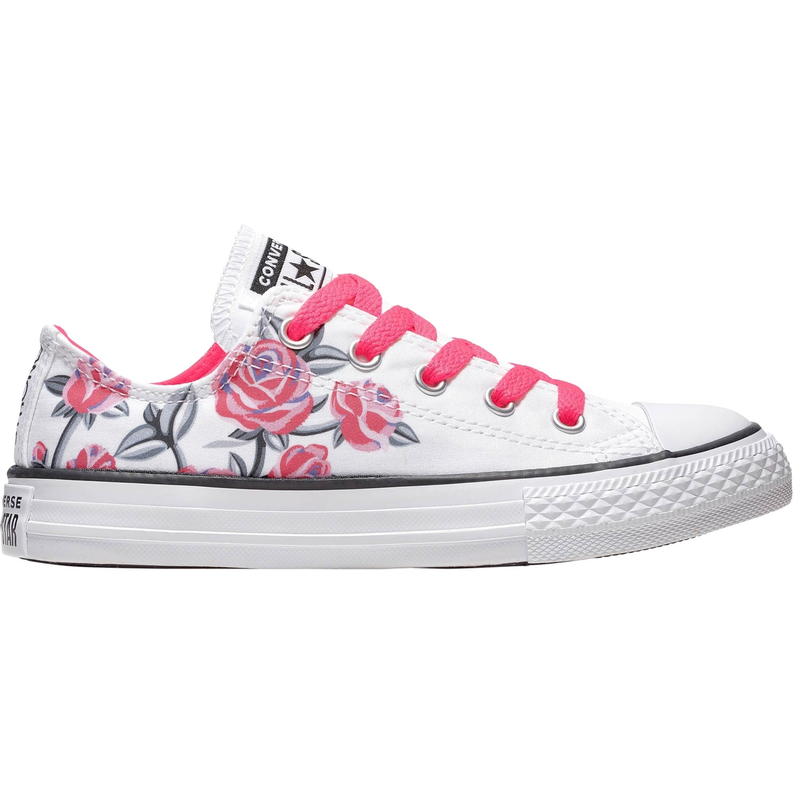 98a3d0346f19 Converse Girls Chuck Taylor All Star Oxford Sneakers