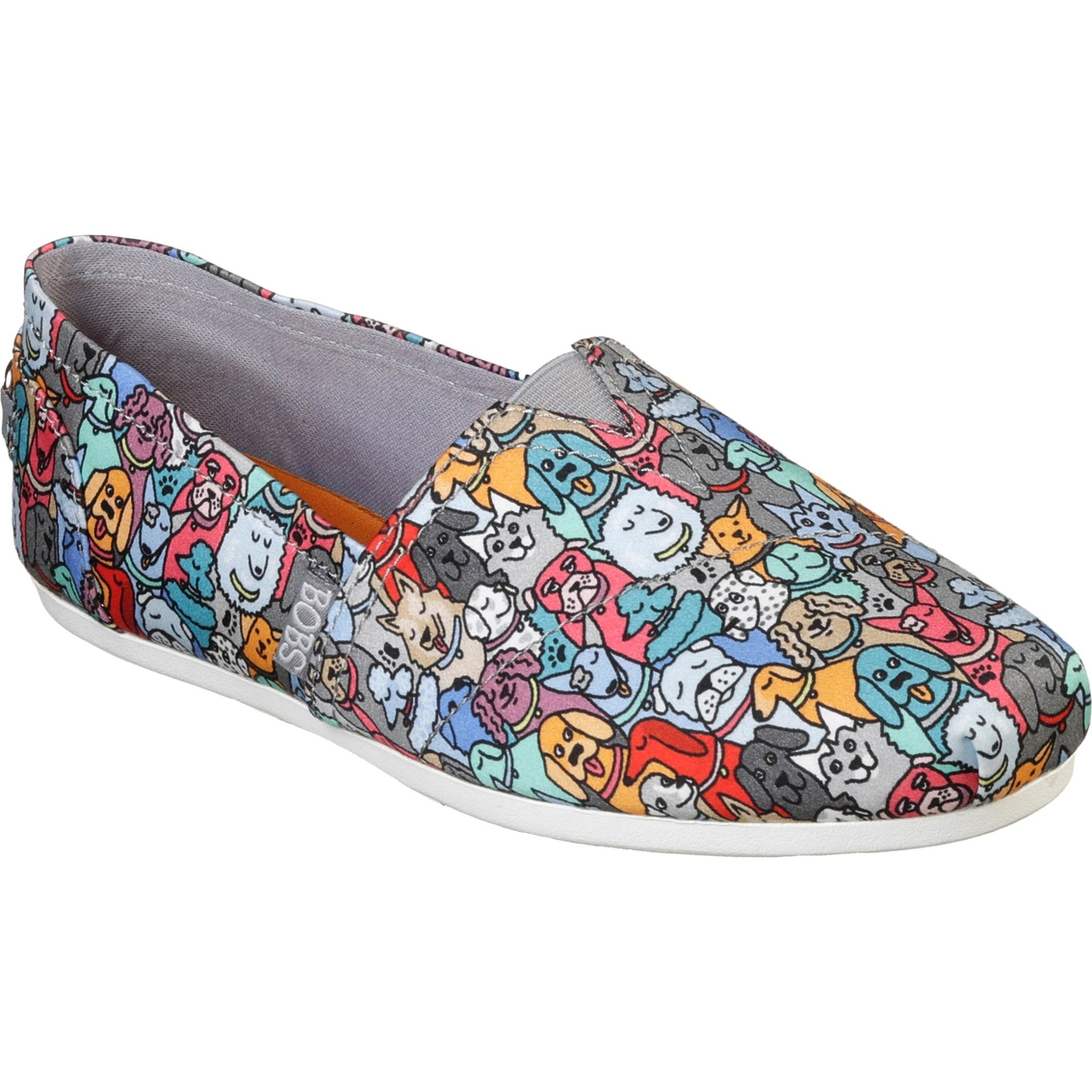 47a466db5048 Skechers Bobs Plush Woof Party Slip On Shoes