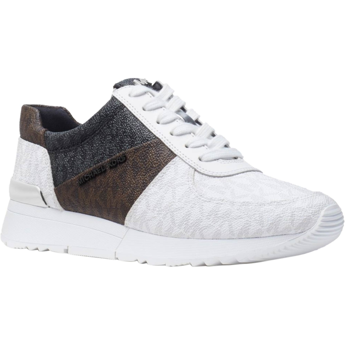 32ddf02d6a20c1 Michael Kors Women's Allie Trainer Shoes | Casuals | Shoes | Shop ...