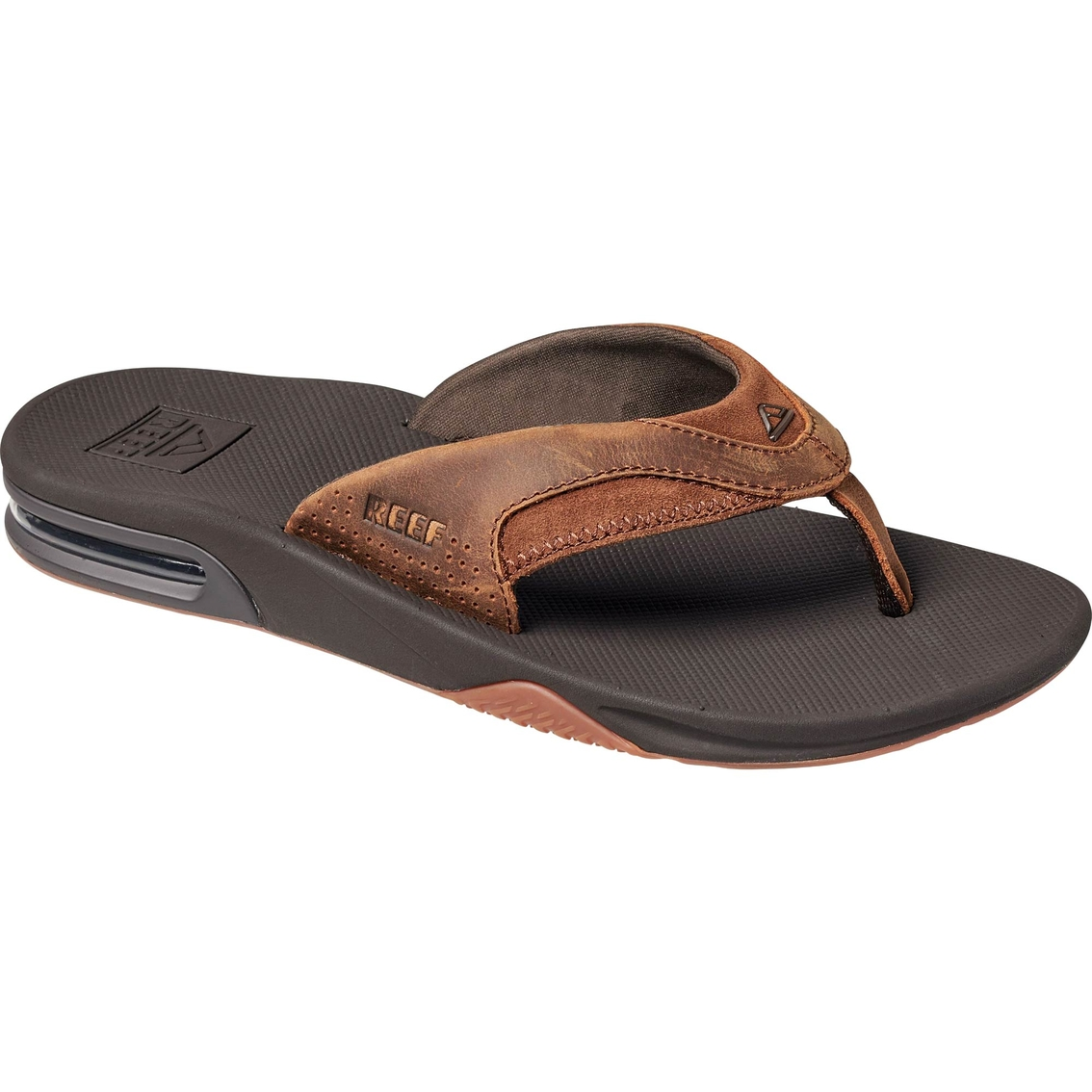 9648e702702f9a Reef Leather Fanning Waterproof Breeze Sandals