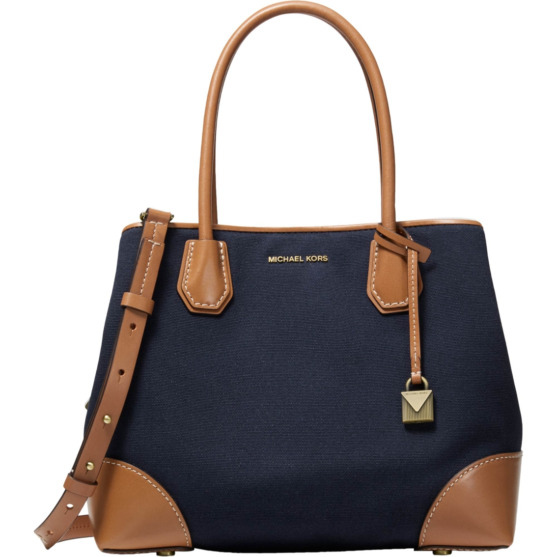 00bd99fea6f3 Michael Kors Mercer Canvas Tote | Totes & Shoppers | Handbags ...