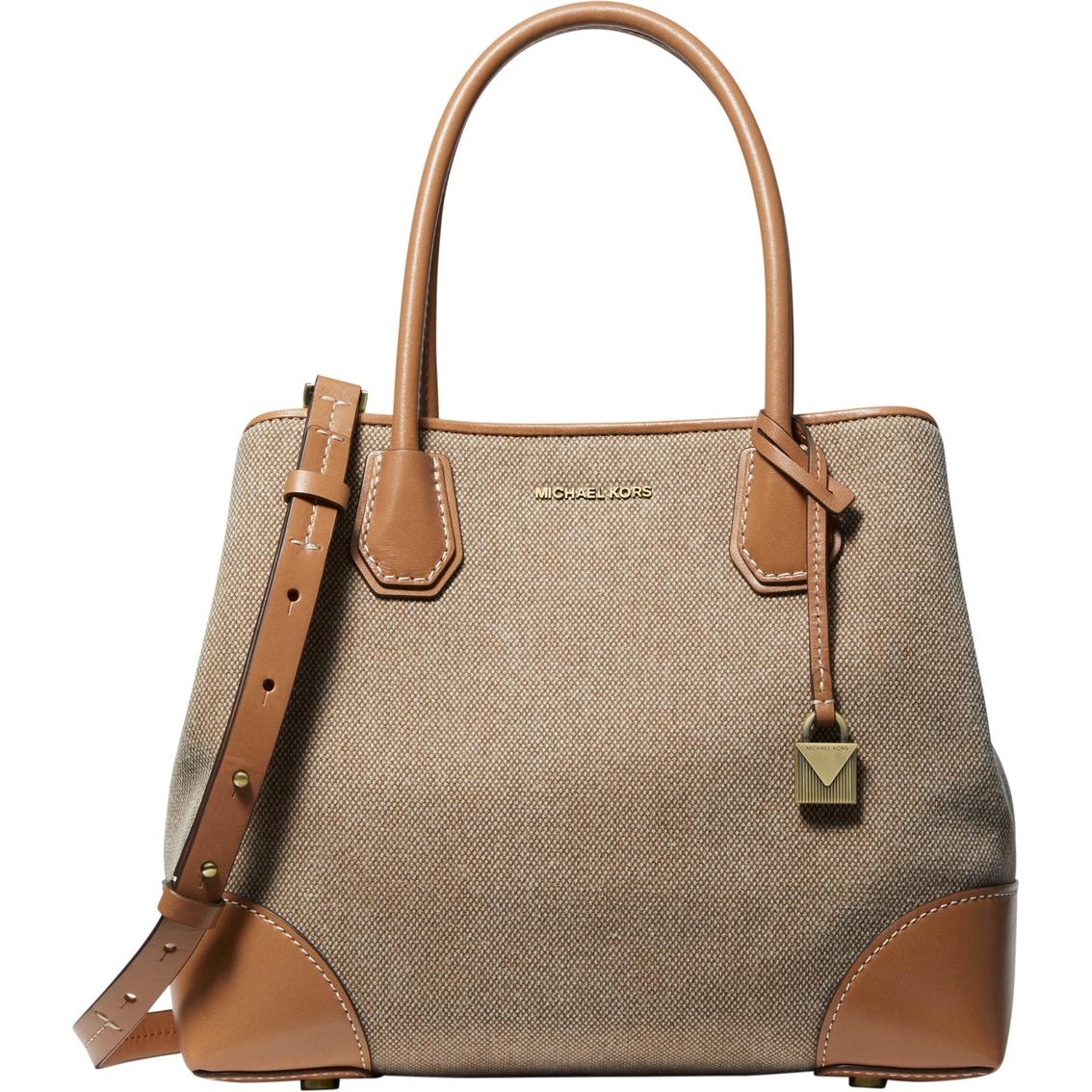d2b514a485a6 Michael Kors Mercer Canvas Tote   Totes & Shoppers   Handbags ...