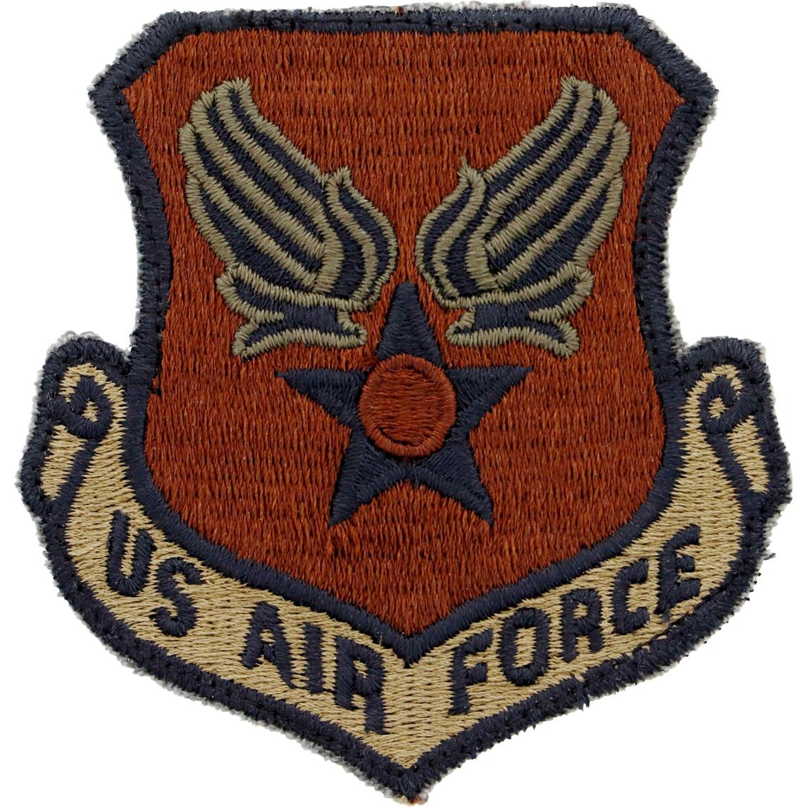 Air Force Patch Usaf Velcro (ocp)   Uniform Insignia