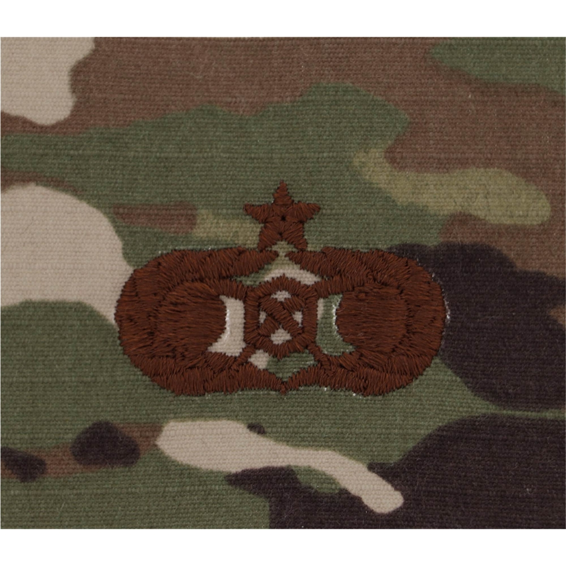 Air Force Badge Civil Engineer Readiness Senior, Sew-on (ocp