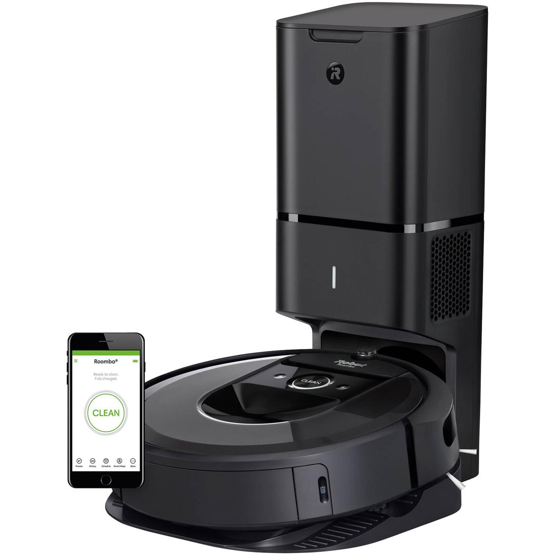 Irobot Roomba I7 Plus 7550 Vacuums Home Amp Appliances