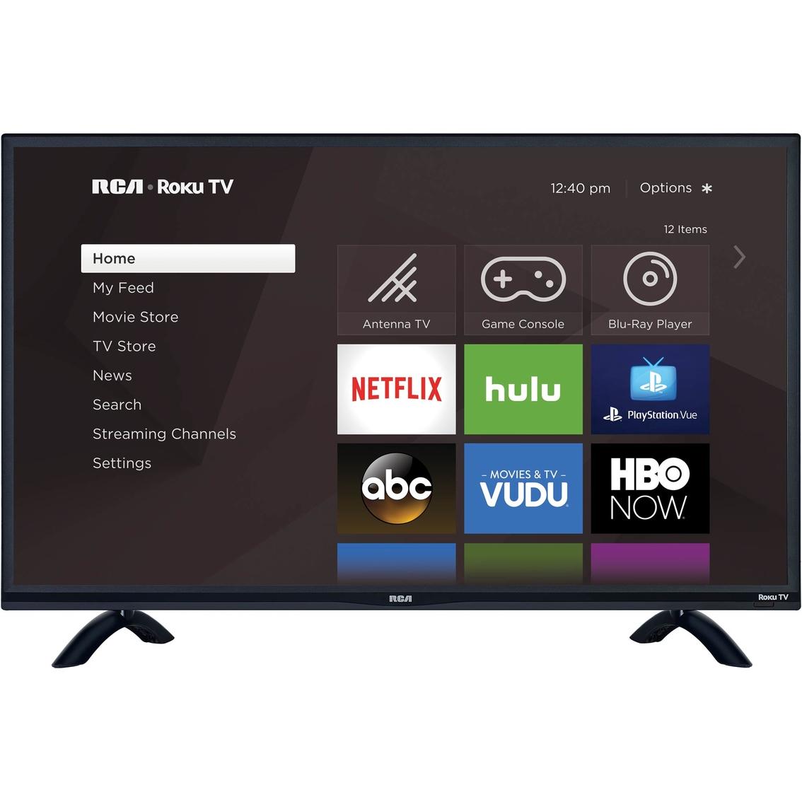 Rca 32 In  720p Led Roku Smart Tv | Tvs | Electronics | Shop The