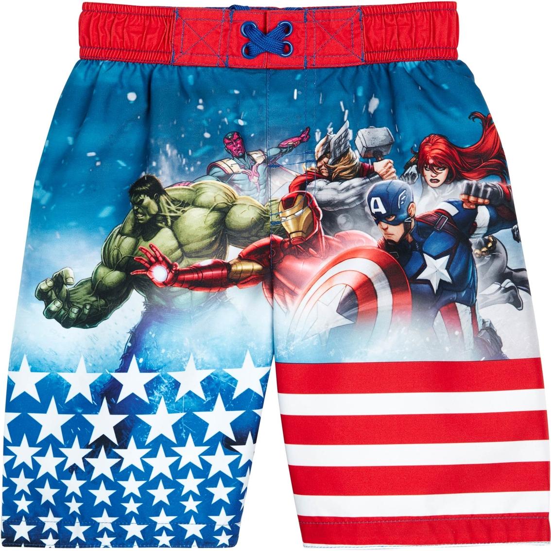 213ef22aa7a2a Avengers Little Boys Swim Trunk | Boys 4-7x | Apparel | Shop The ...