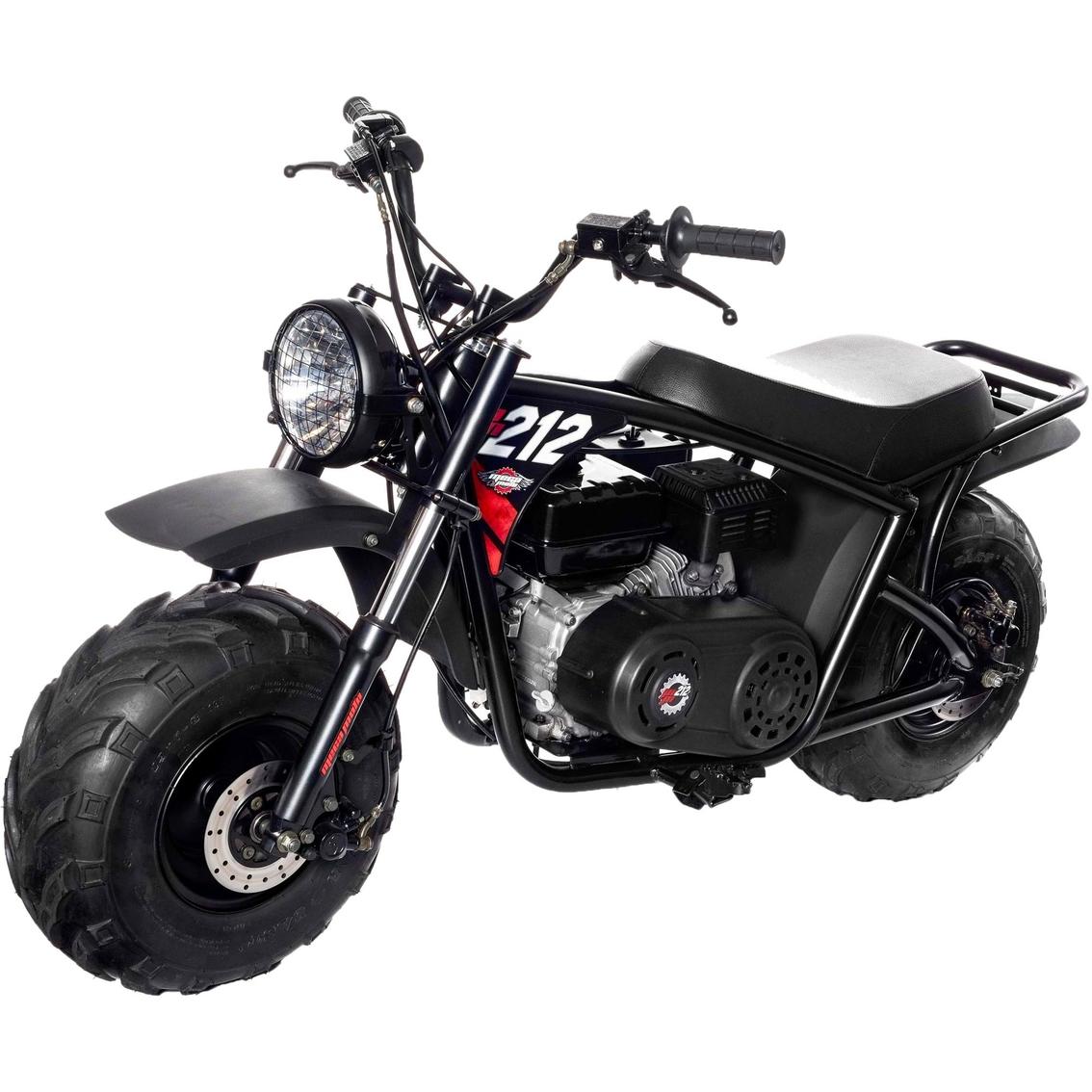 Monster Moto Adult Gas Mini Bike 212cc