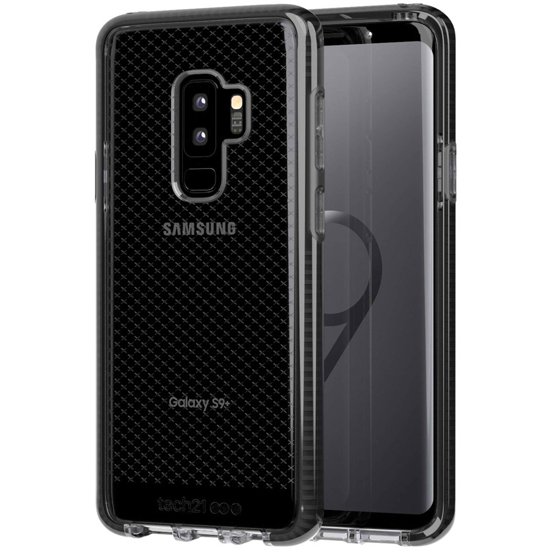 best loved 83df0 4a4c2 Tech21 Evo Check Samsung Galaxy S9 Plus Case | Cell Phone Cases ...