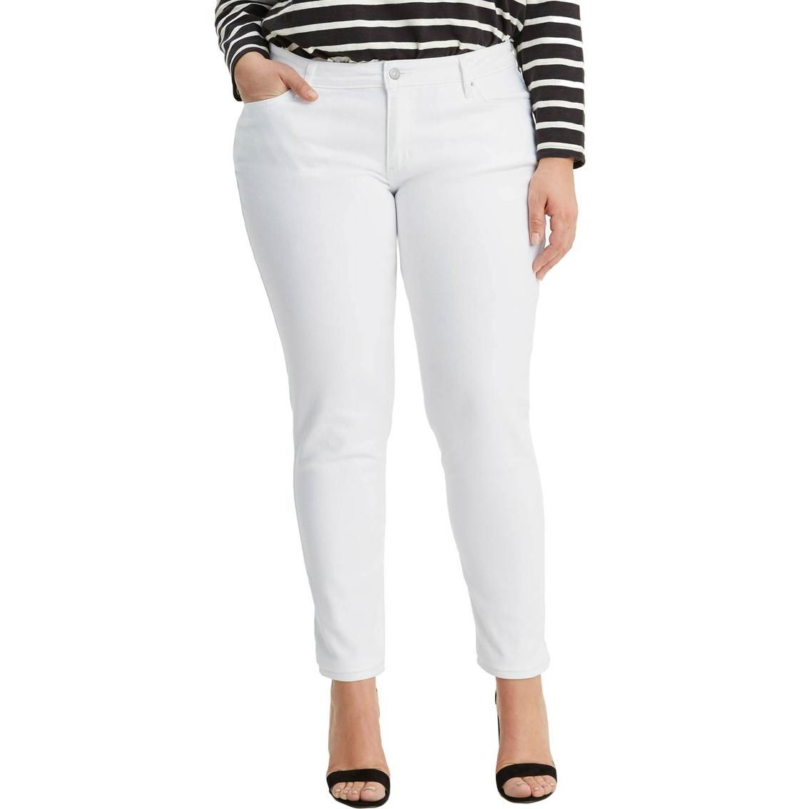 32a6a63f4e Levi s Plus Size 711 Skinny Jeans