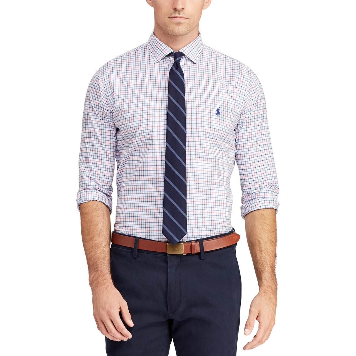 5365ac02 Polo Ralph Lauren Classic Fit Tattersall Shirt | Dress Shirts ...