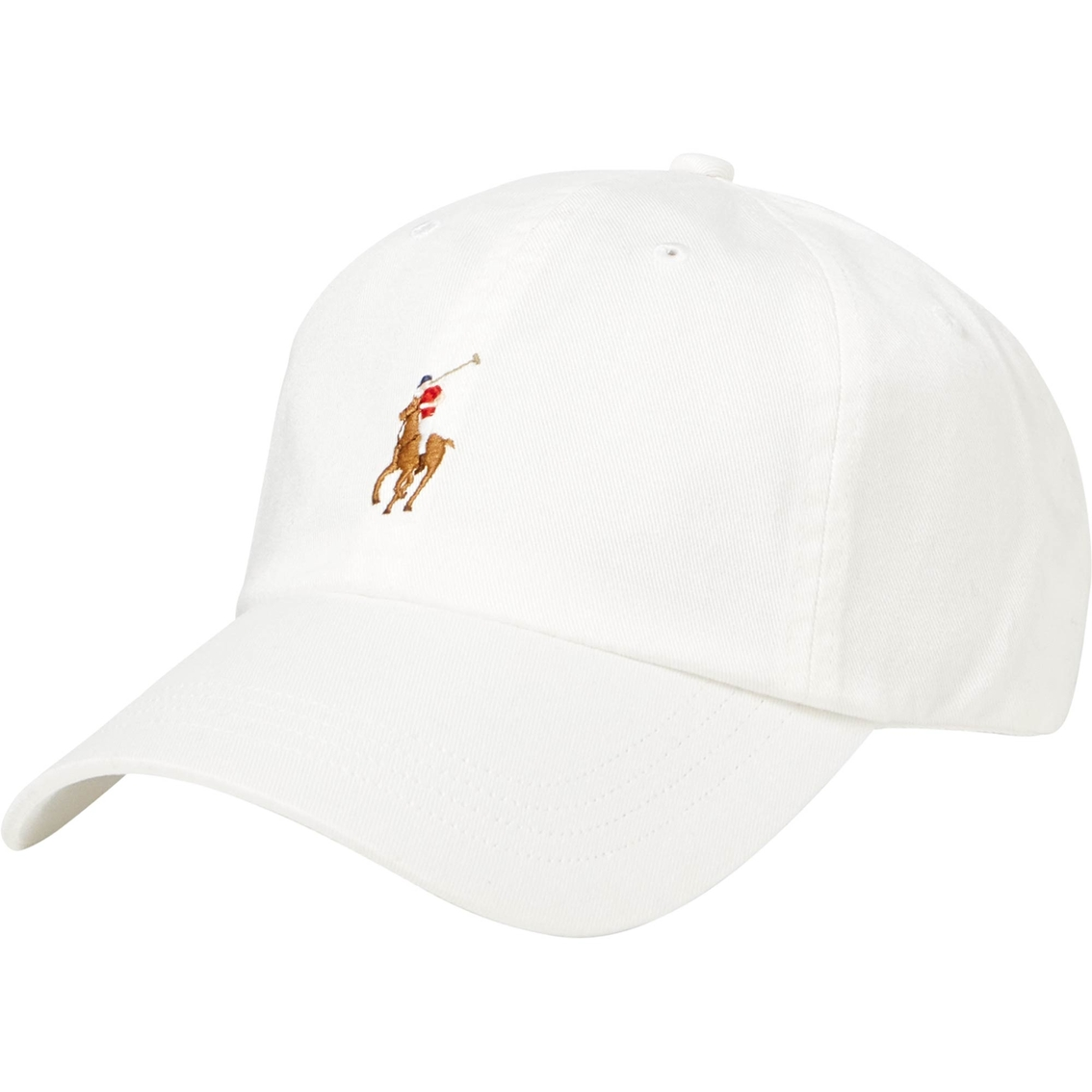 29ed674986 Polo Ralph Lauren Cotton Chino Baseball Cap | Hats | Apparel | Shop ...