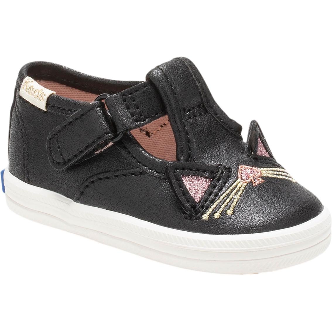 943c4082574 Keds For Kate Spade Infant Girls Hayden Cat Crib Sneakers