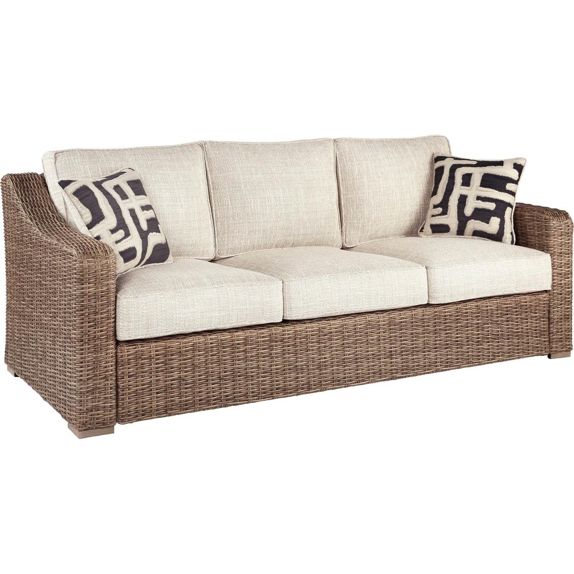 Astonishing Ashley Beachcroft Sofa Adirondack Furniture More Shop Pabps2019 Chair Design Images Pabps2019Com