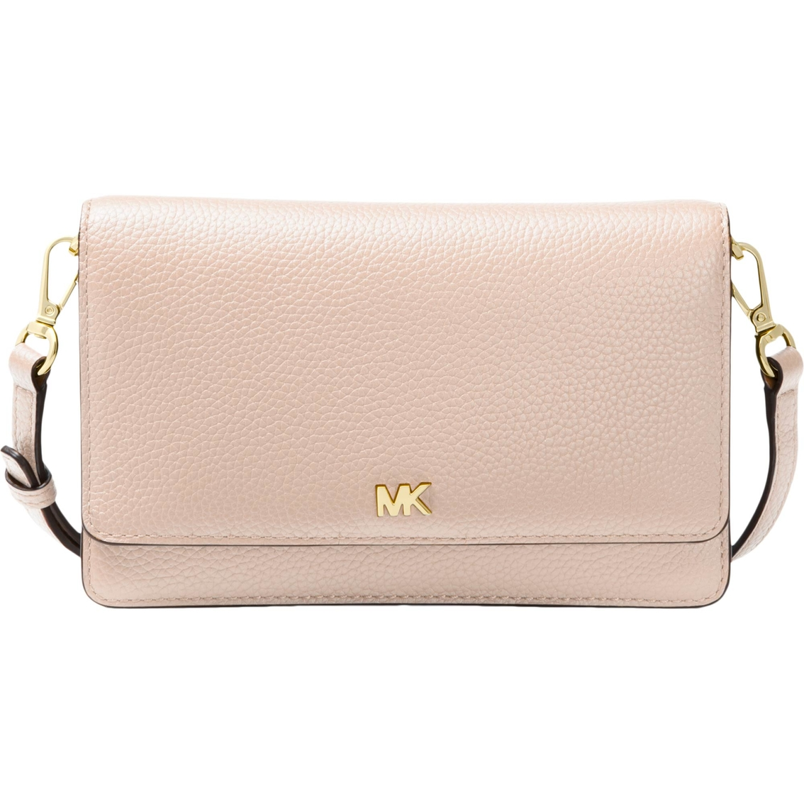 190dd6b5e58e Michael Kors Smartphone Leather Crossbody Bag | Cell Phone Cases ...