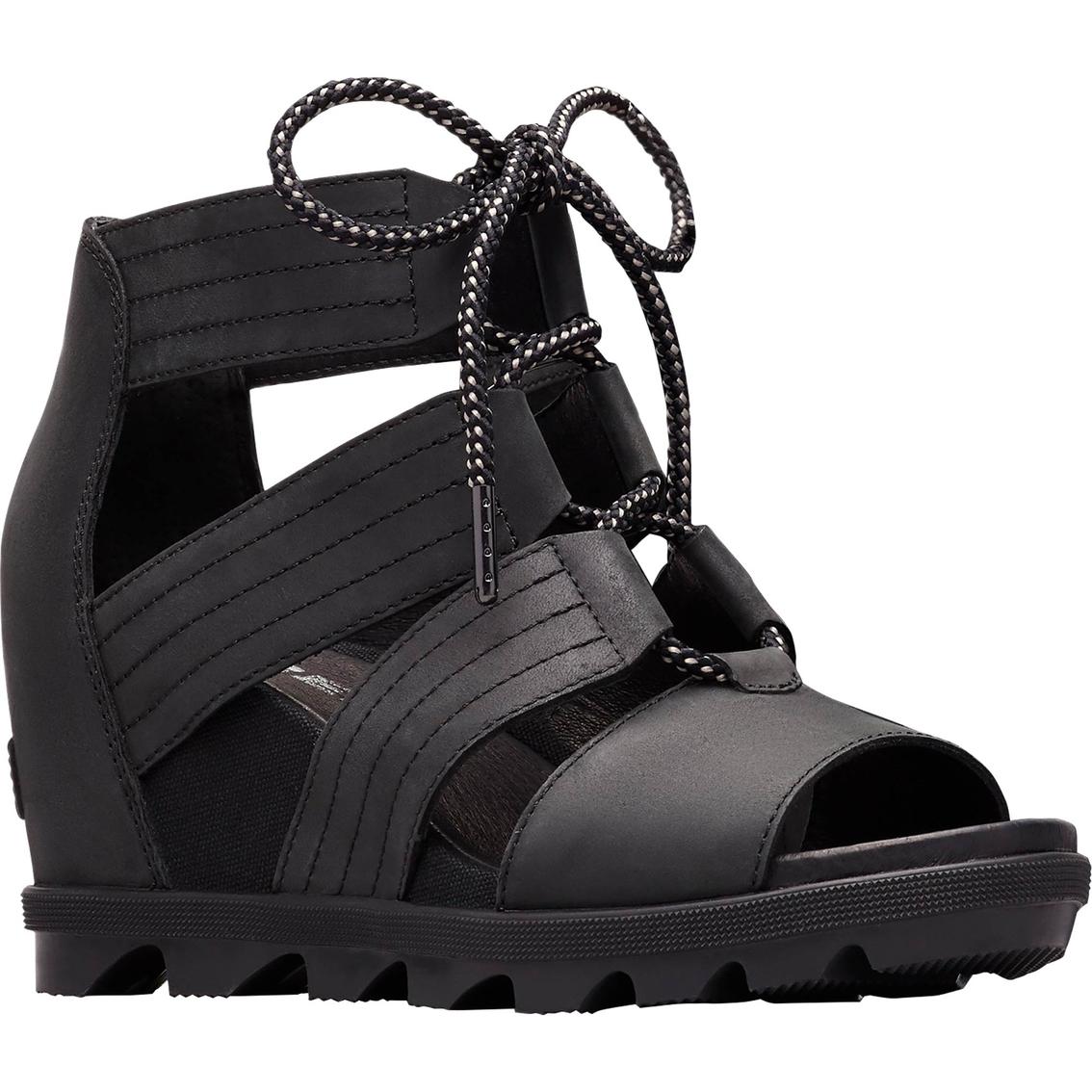 Sorel Joanie Ii Lace Wedge Sandals Wedge Shoes Shop