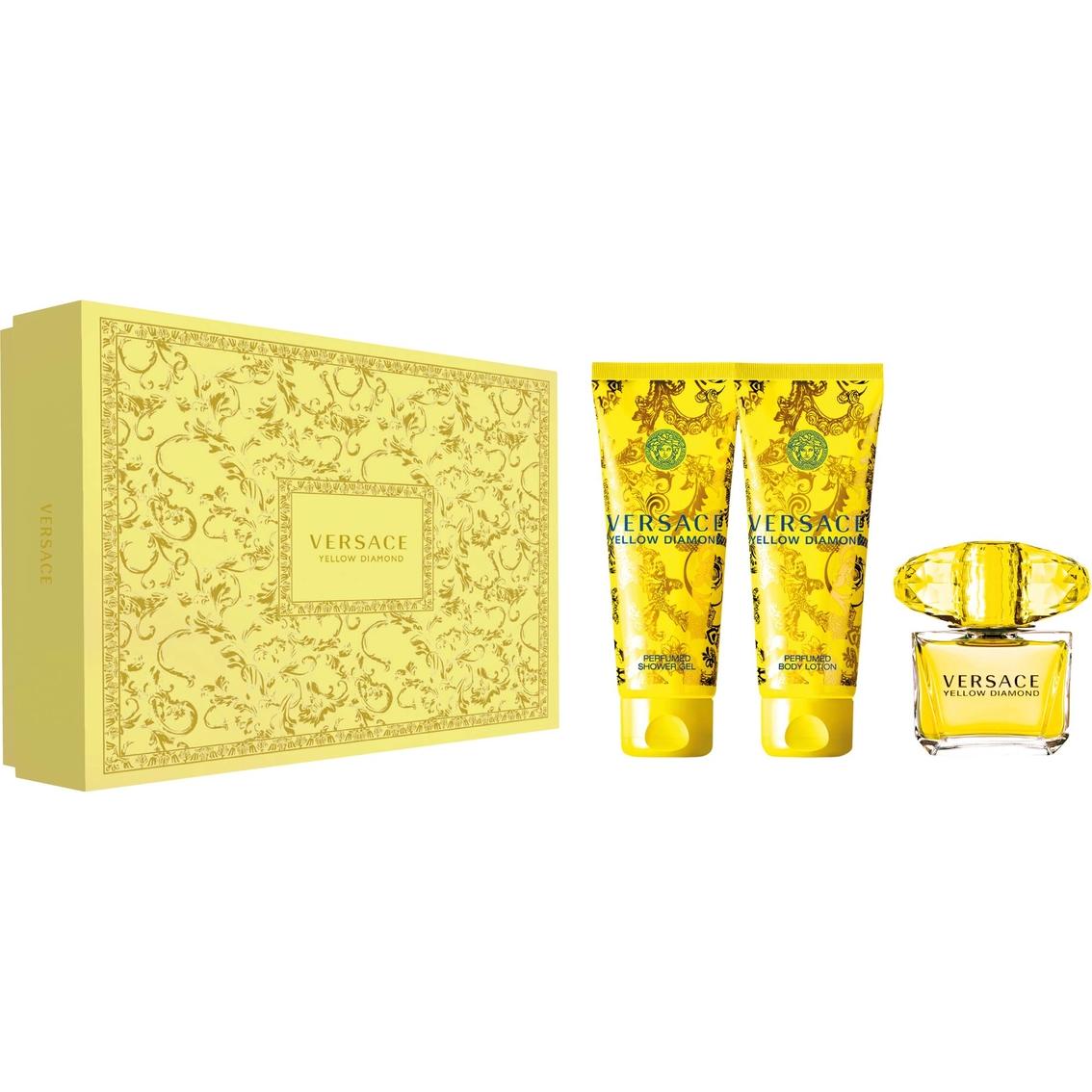 e43a5adf2e29 Versace Yellow Diamond Gift Set