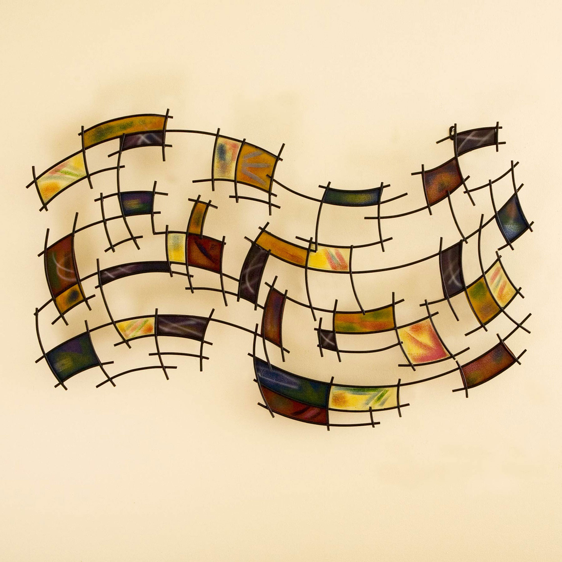 Sei Abstract Wall Art | Wall Sculptures | Home & Appliances | Shop ...