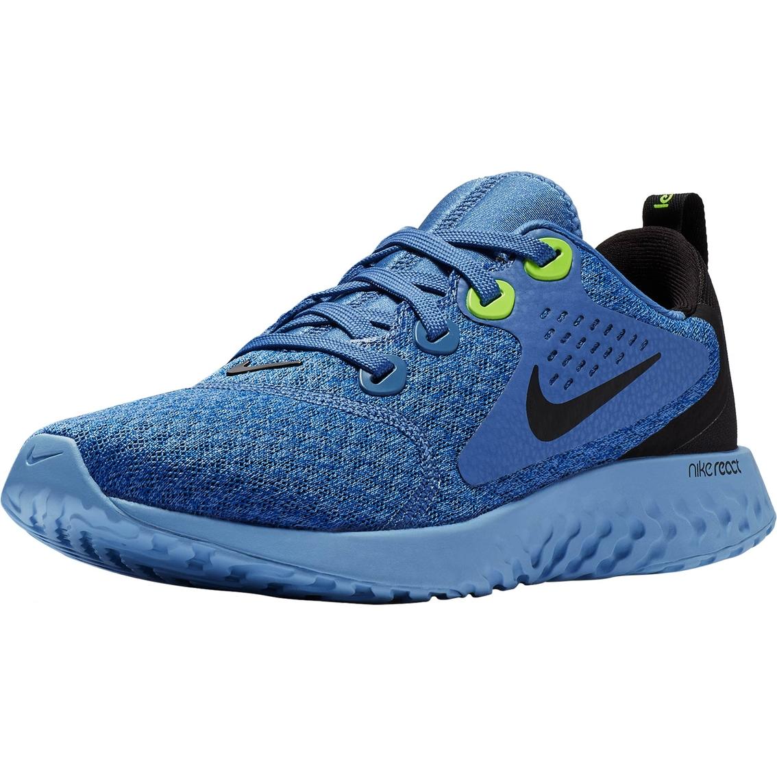 122a2d82915e Nike Boys Legend React Running Shoes
