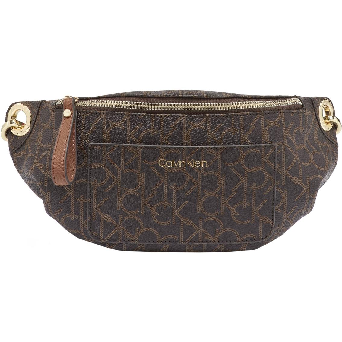 Calvin Klein Bublamb Sonoma Belt Bag Cosmetic Bags