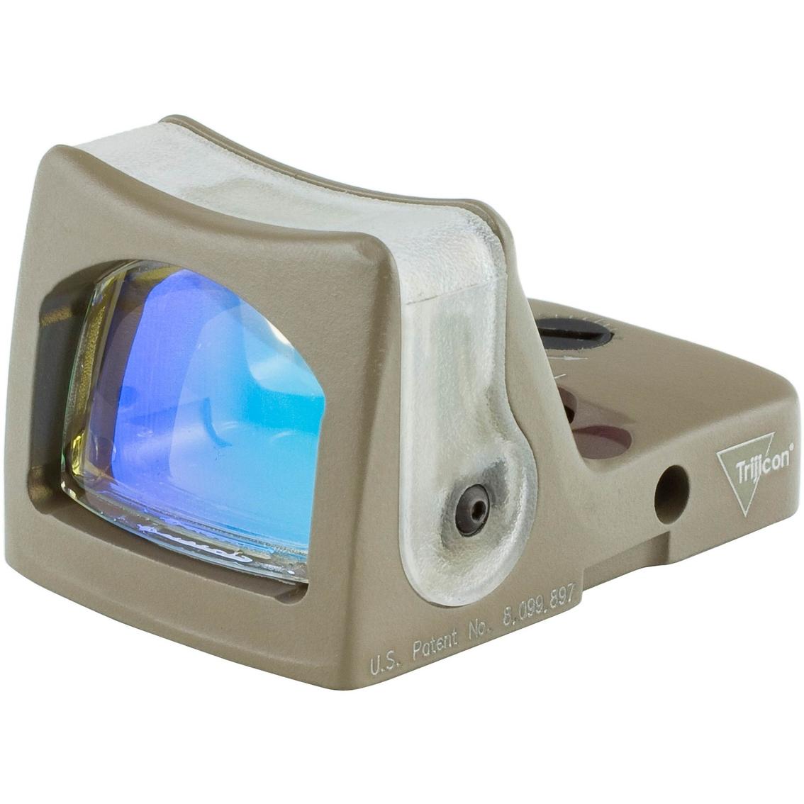 trijicon rmr dl ilum 9moa grn dt fde scopes binoculars military shop the exchange exchange
