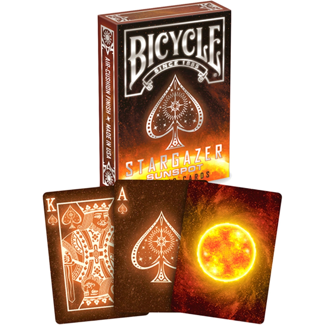Bicycle Stargazer Sun Spot Playing Cards | Board Games