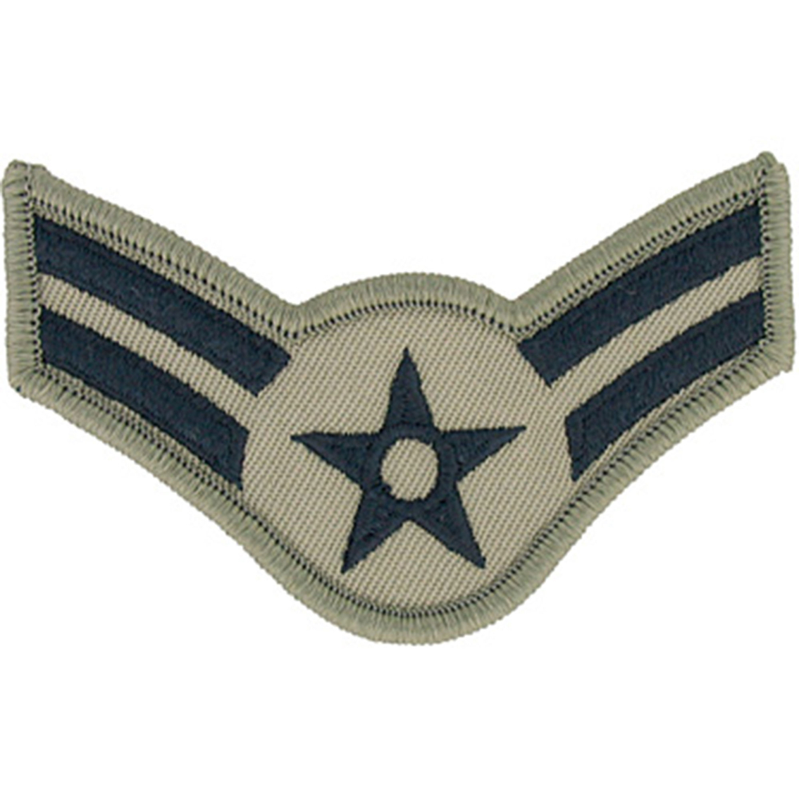 Air Force A1c Subdued Large Rank Abu Rank Shop The