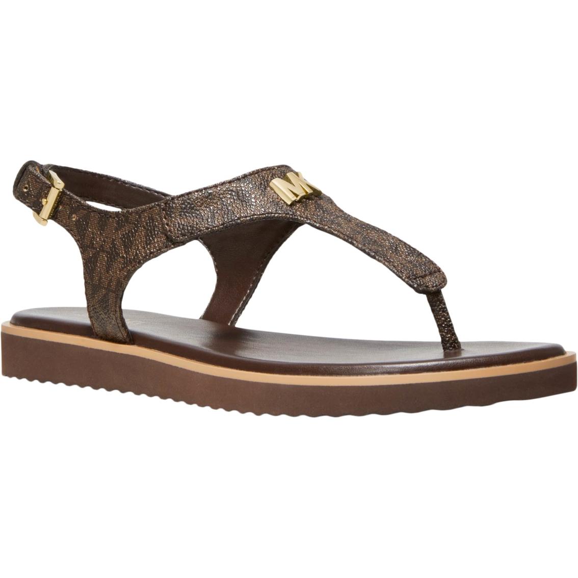 d41d1349451f Michael Kors Brady Thong Sandals   Flats   Shoes   Shop The Exchange