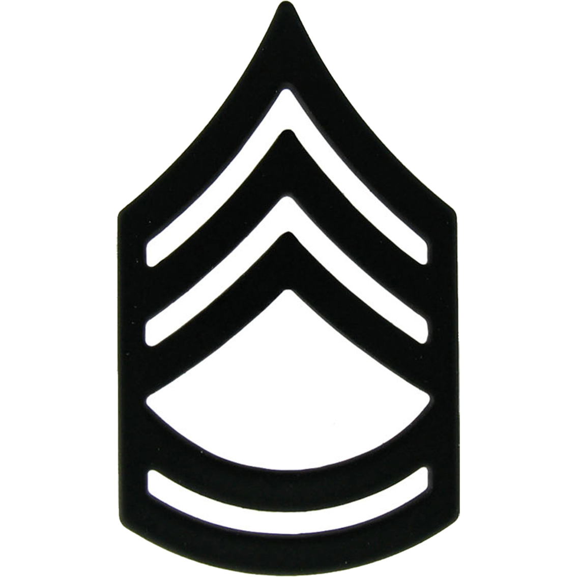 Army Sfc Subdued Pin-on Rank, 2 Pc. | Subdued Pin-on Rank | Military
