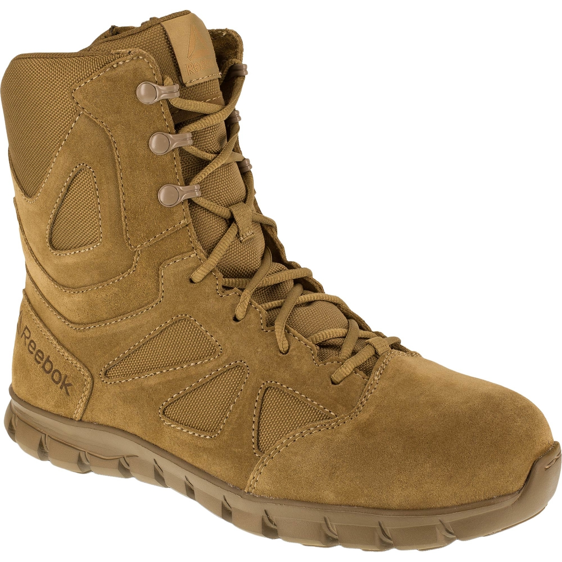 9fb18f8eb36 Reebok Men's Duty Rb8809 Sublite Cushion Tactical 8 In. Boots ...