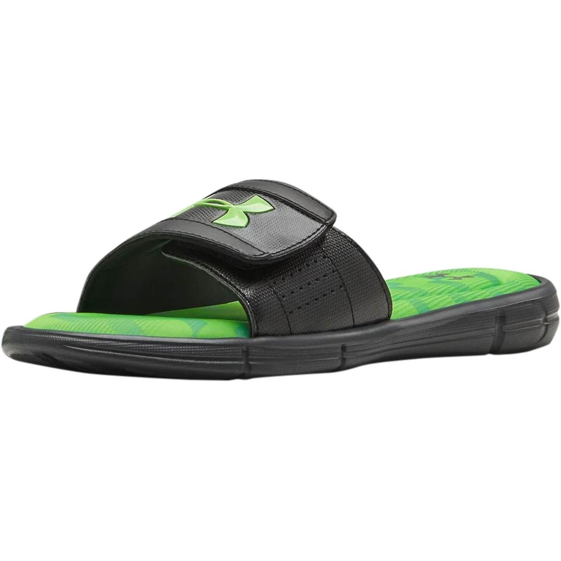 a1b47144 Under Armour Men's Ignite V Stagger Slides | Sandals & Flip Flops ...