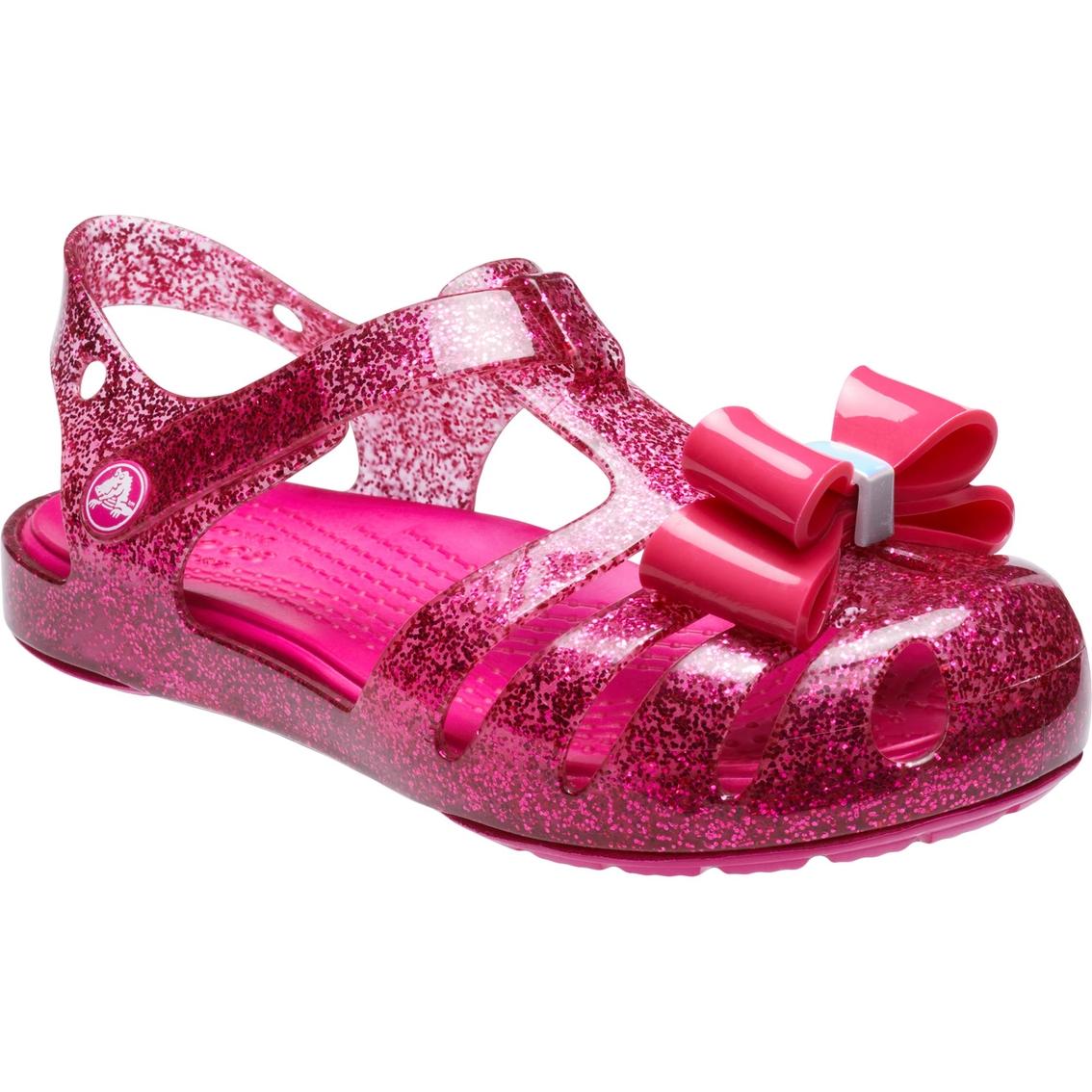 Crocs Preschool Girls Isabella Bow
