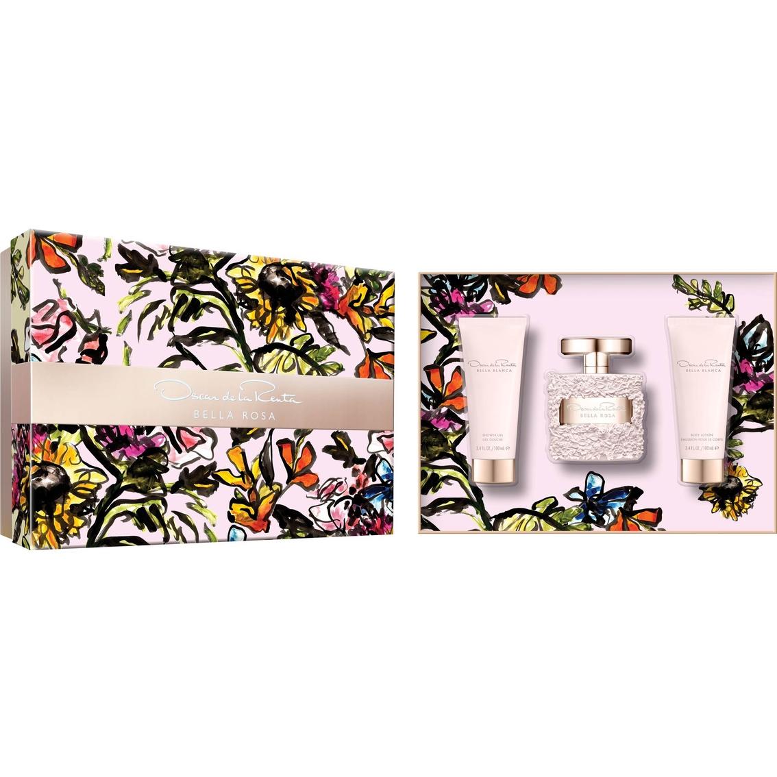 a330db87d Oscar De La Renta Oscar Bella Rosa Eau De Parfum 3 Pc. Gift Set ...