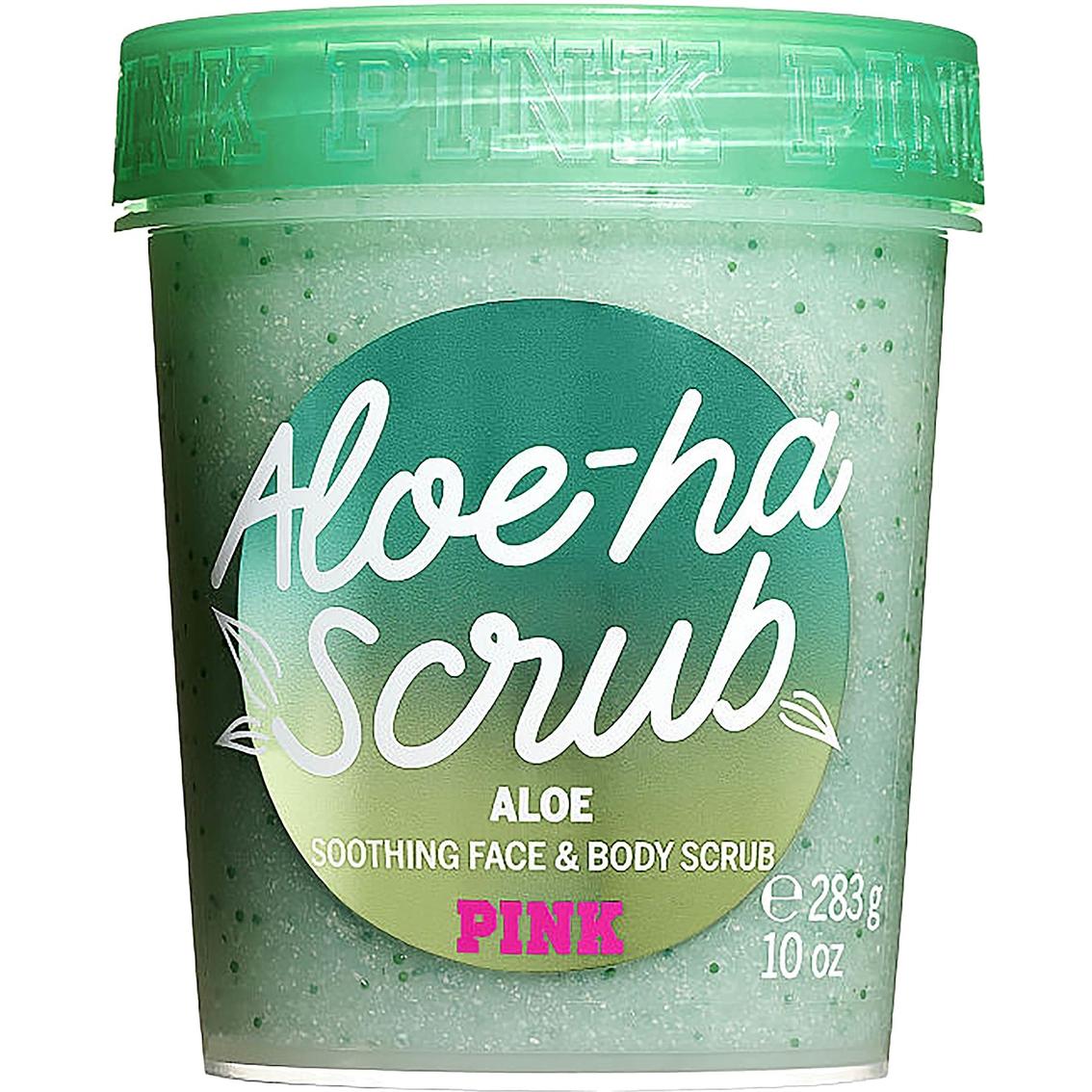 a3d3ec12b66f6 Victoria's Secret Pink Aloe Body Scrub 10 Oz. | Fragrance | Beauty ...