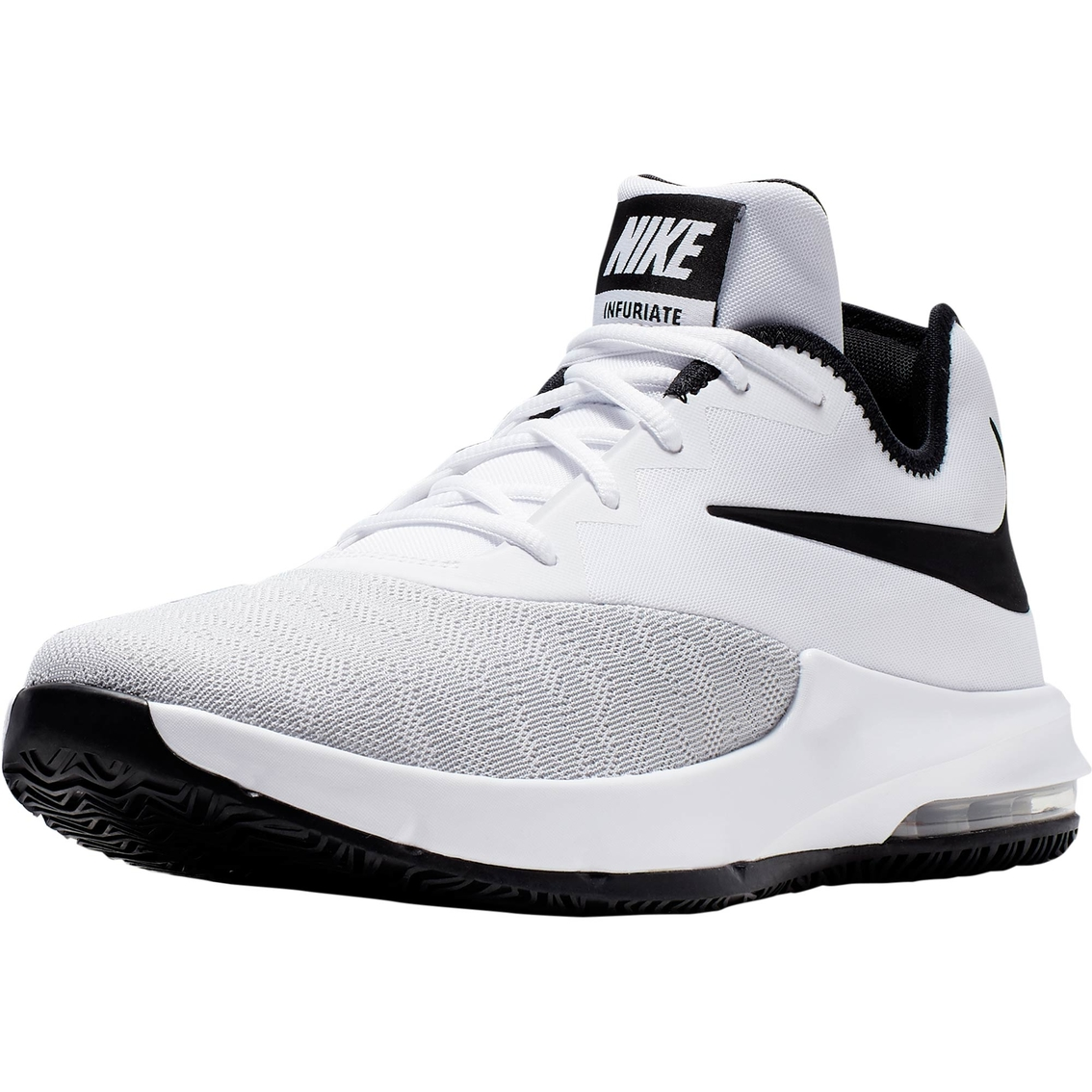 grande vente 74224 ff273 Nike Men's Air Max Infuriate Iii Low Top Shoes | Basketball ...