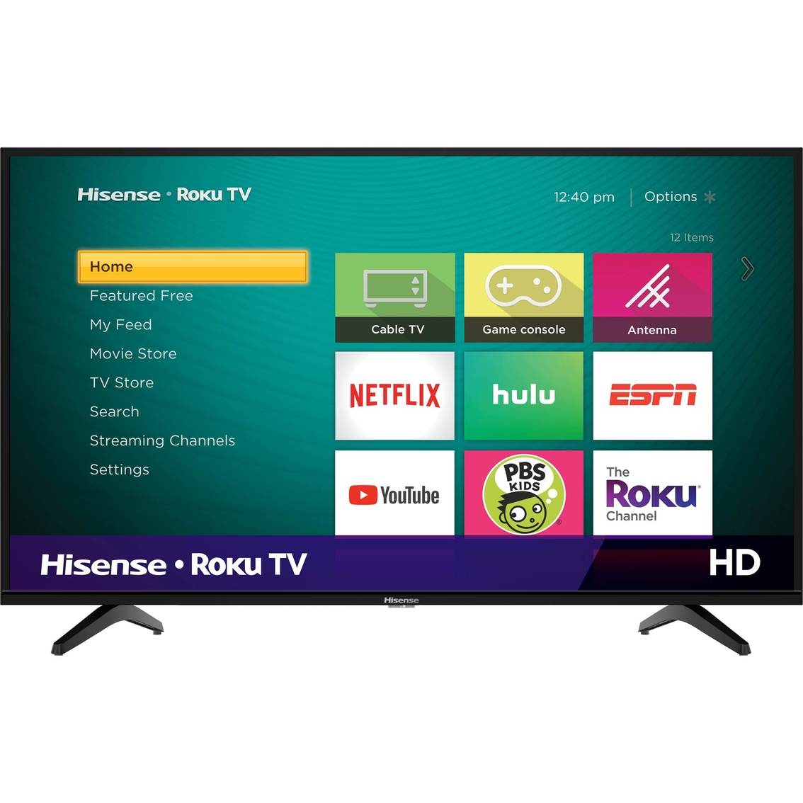 Hisese 32 In  720p H4 Series Roku Smart Tv | Tvs | Electronics