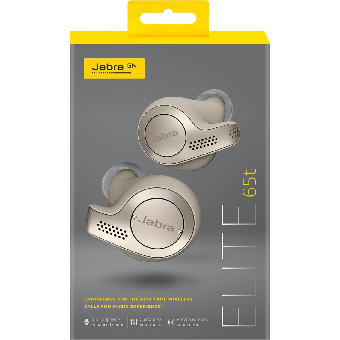 Jabra Elite 65t Wireless Earbuds Headphones Microphones Electronics Shop The Exchange