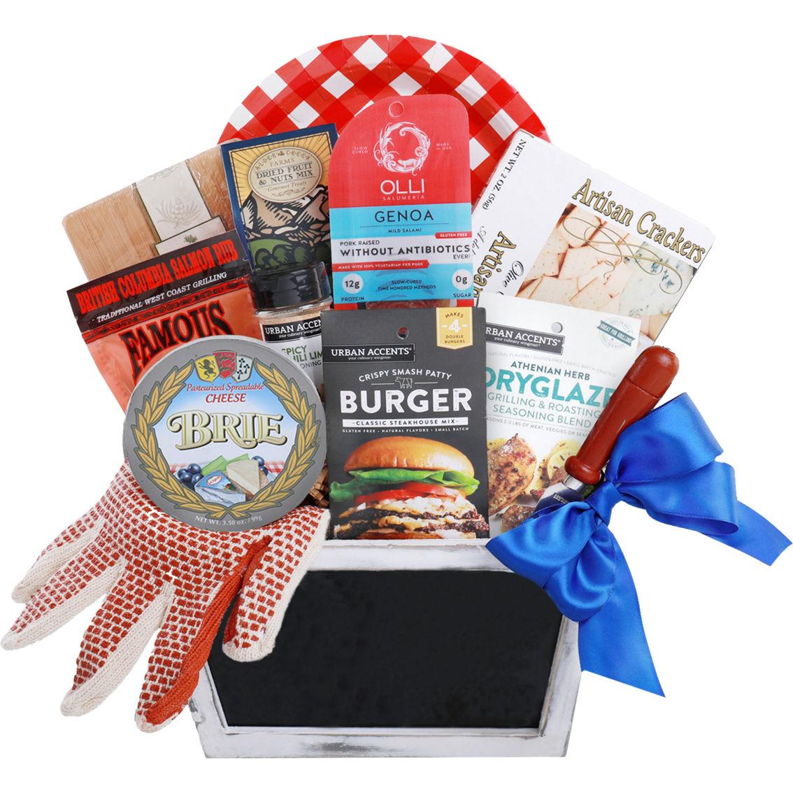 Alder Creek Summertime Bbq Gift Basket Gift Baskets