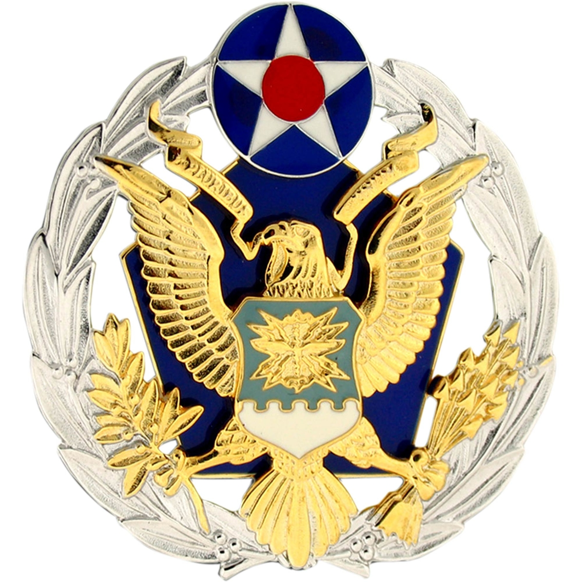 Air Force Headquarters Air Force (haf) Duty Badge, Midsize | Midsize ...