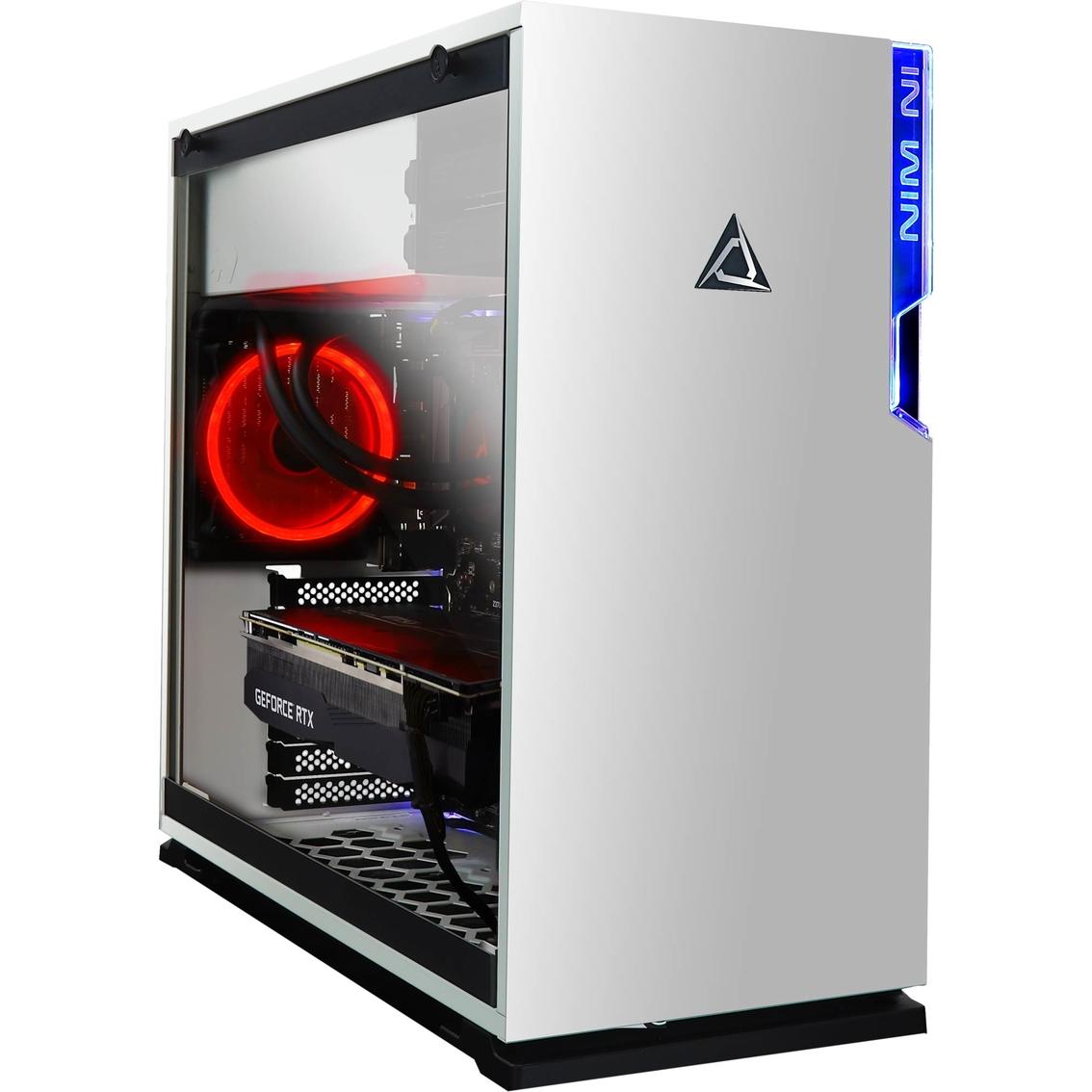 Clx Set Amd Ryzen 7 2700x 3 7ghz 8 Core 16gb Ram Rtx 2060 6gb Gaming