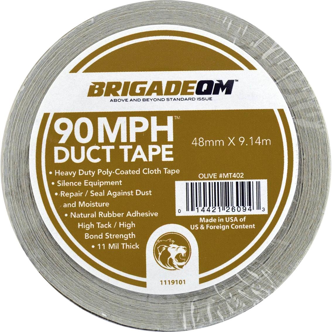 20ec77398bb9 Brigade Qm Army 90 Mph Duct Tape 2 In. X 10 Yd.