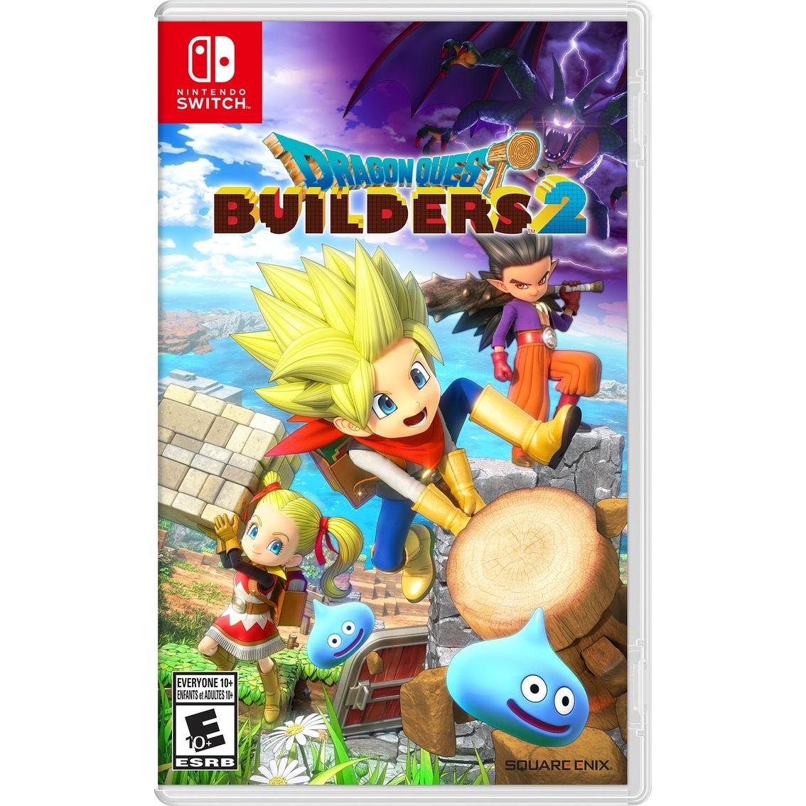 Dragon Quest Builders 2 Ns Nintendo Switch Electronics Shop The Exchange