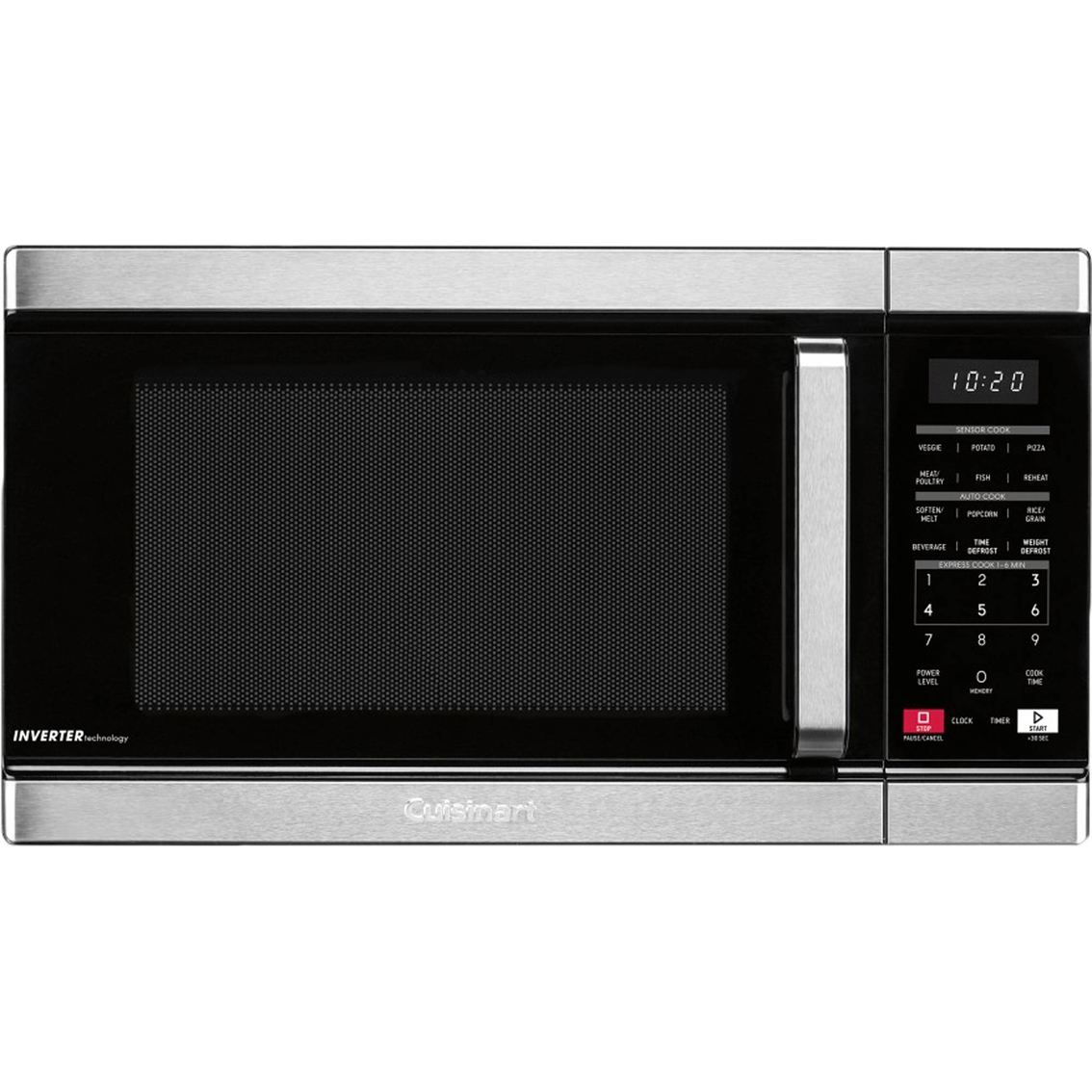Convection Microwave With Sensor Cook