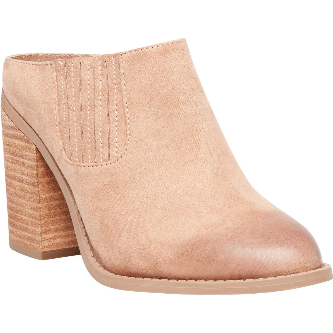 Maggiee Mule With Block Heel | Sneakers