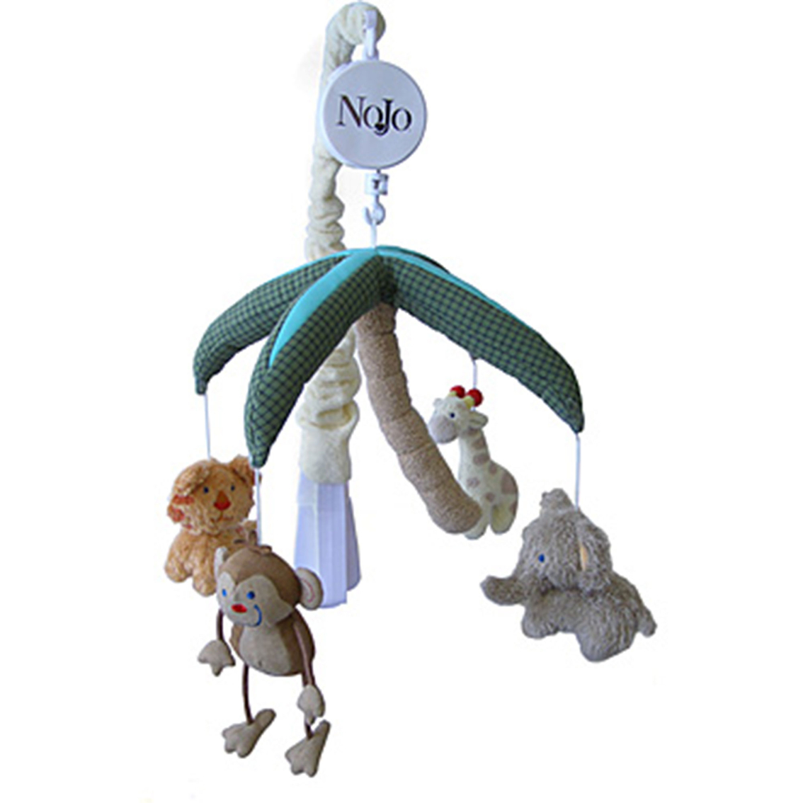Nojo Jungle Babies Musical Mobile Mobiles Baby Toys Shop The