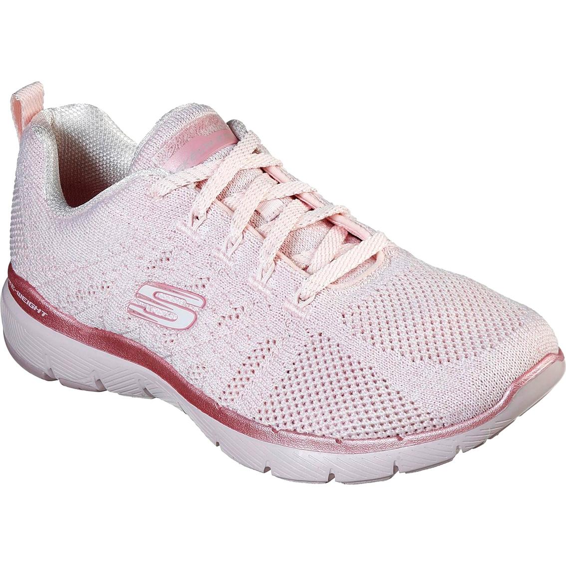 boy school trainer shoes lace lightweight comfort memory foam sock textile mesh