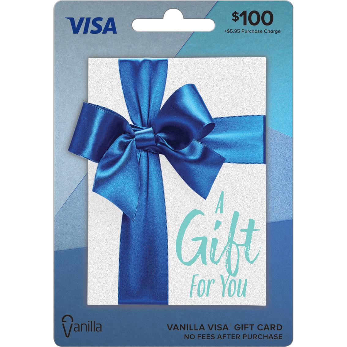 Vanilla Visa Jewel Box Gift Card